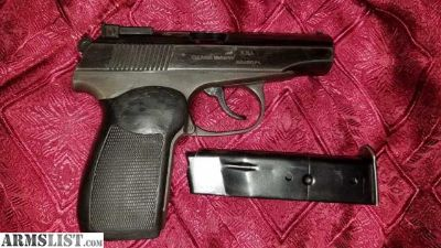 For Trade: Rare 1967 russain imez double stack makarov