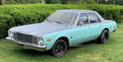 1978 Dodge Aspen drag car