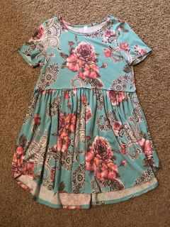 Boutique baby doll shirt size small. Excellent condition! $5