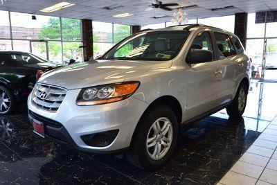 2011 Hyundai Santa Fe GLS (Moonstone Silver)