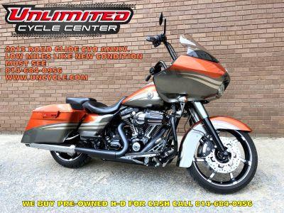 2013 Harley-Davidson CVO Road Glide Custom Touring Motorcycles Tyrone, PA