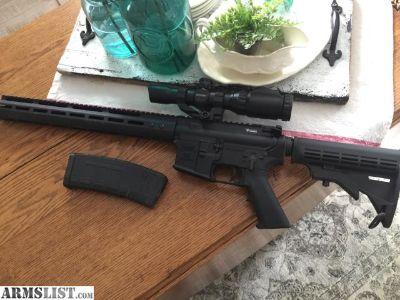 For Sale: AR Palmetto Arms