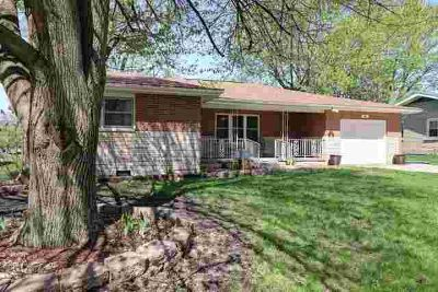 20 Lane Drive PAXTON, Three BR/Two BA/1car All brick Ranch updated