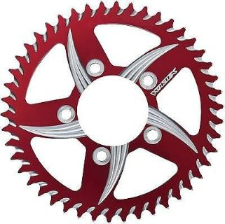 Purchase CAT5 Rear Sprocket Vortex Red 526ZR-47 motorcycle in Hinckley, Ohio, United States, for US $63.56