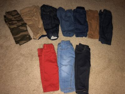 Jeans and pants Boy & Girl