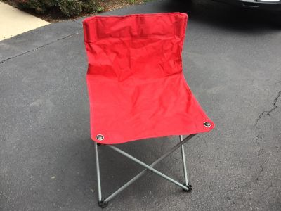 Folding traveling chair