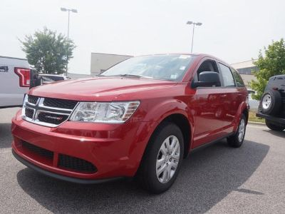 2015 Dodge Journey SE (Redline 2 Coat Pearl)
