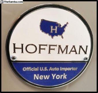Hoffman Badge