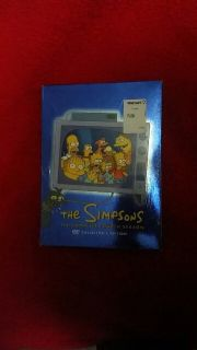 *Unopened* The Simpsons complete 4th season