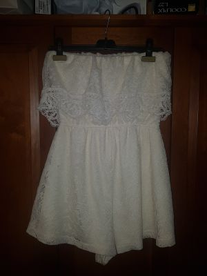 Maurices sz med lace romper