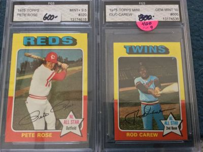 Cards: Graded Mint 10 (Baseball)