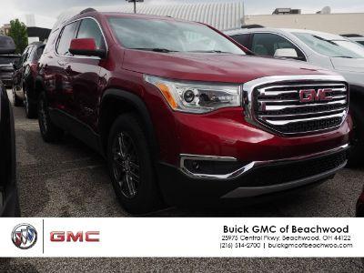 2019 GMC Acadia SLT-1 (Red Quartz Tintcoat)