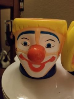 Ringling Bros. and Barnum & Bailey Clown Cups