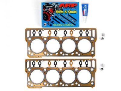 Find Ford Powerstroke 6.4 Head Gasket Set W/ ARP Head Studs OEM Motorcraft motorcycle in Wilbraham, Massachusetts, United States, for US $780.00