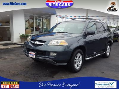2006 Acura MDX Touring (SILVER)