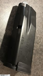 For Sale: Sig Sauer P250 Magazine