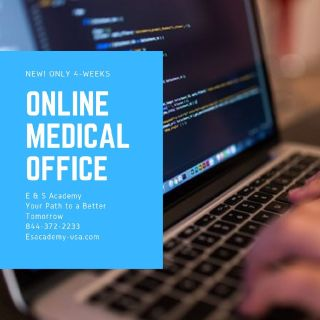 New! Online Medical Office Administration Classes