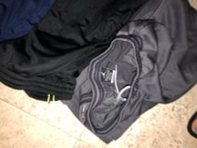 3 pairs of Boys Jordan Sweats size M