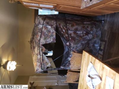 For Sale: Barronett 2 man hunting blind
