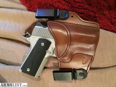 For Sale: Wright Leather Works Banshee IWB