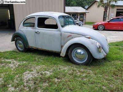 1964 Sunroof Beetle