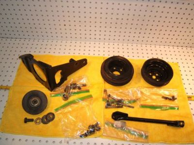 Purchase Mercedes W111,W109,W113 SL 280SE/SL 6cy York AC Mounting Bracket/ Pully OE 1 Kit motorcycle in Rocklin, California, United States, for US $745.00