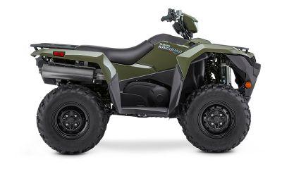 2019 Suzuki KingQuad 750AXi Utility ATVs Belleville, MI