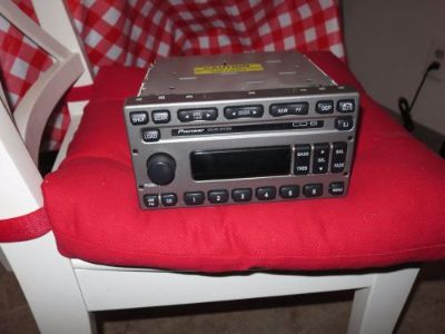 Purchase FORD Explorer Sport Trac Radio Stereo 6 Disc Changer CD Player Pioneer MACH OEM motorcycle in Dublin, California, United States, for US $217.99