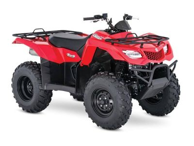 2017 Suzuki KingQuad 400ASi Utility ATVs West Bridgewater, MA
