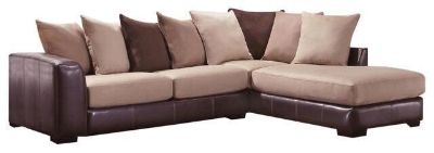 2 piece sectional couch with swivel barrel chair