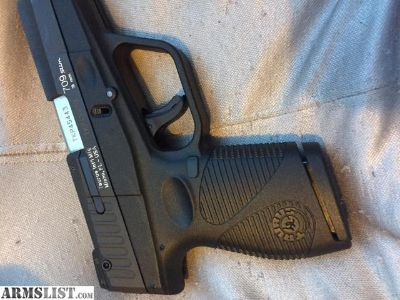 For Sale/Trade: Taurus PT709 Single Stack 7rd & the box
