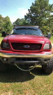 2002 Ford F-150 FX4