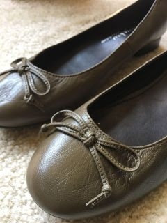 Real leather shoe,8.0