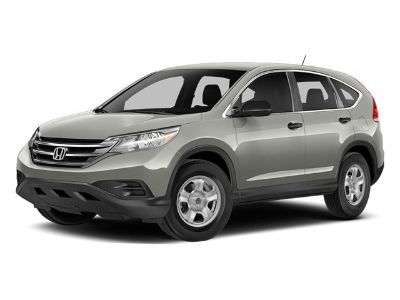 2014 Honda CR-V LX (Alabaster Silver Metallic)