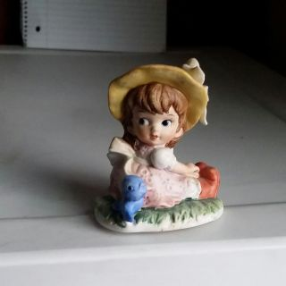 very small doll