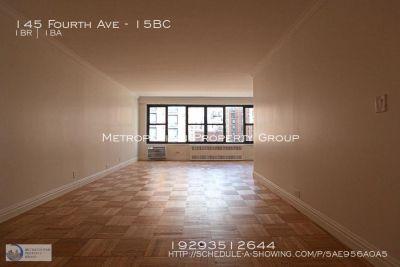 No Fee Alcove 1 Bedroom In Pre-war Dm/ Gym/ Elevator/ Laundry Bldg!