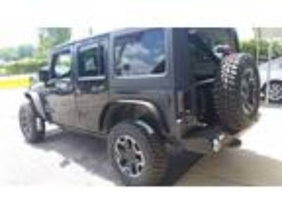 2011 Jeep Wrangler Unlimited Sport 4WD Black,