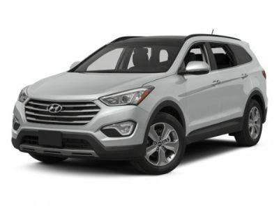 2015 Hyundai Santa Fe Limited (Monaco White)