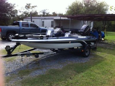 1997 16 Procraft Bass Boat TRADE