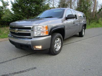 2008 Chevrolet Silverado 1500 Work Truck (Graystone Metallic)