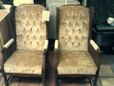Chairs, vintage