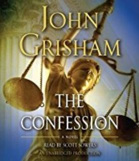 ***John Grisham...The Confession***Hardback