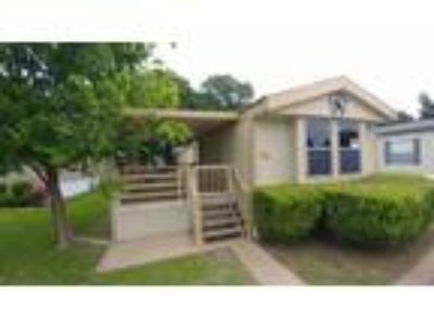 Two BR/Two BA Mobile Home Coppell TX