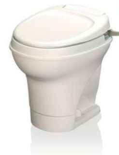 Find Thetford Aqua Magic V High White Hand Flush RV Toilet 31667 motorcycle in Brighton, Tennessee, US, for US $174.00