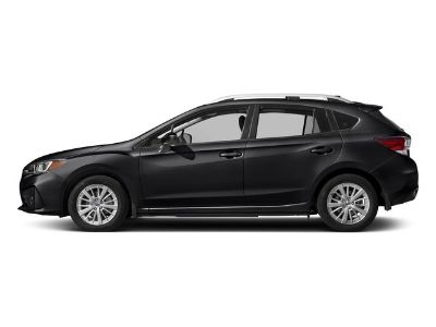 2018 Subaru Impreza Premium (Crystal Black Silica)