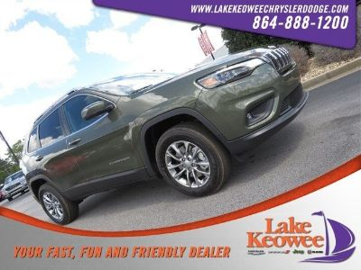 2019 Jeep Cherokee leather ()