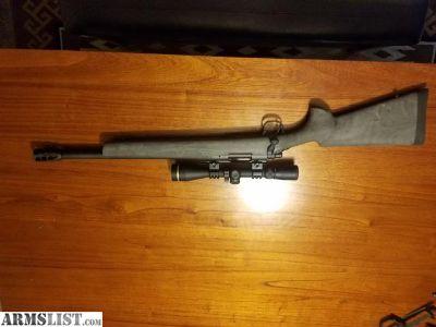 For Sale: Remington 700 Tactical