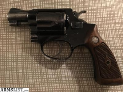 For Sale/Trade: Smith model 37 (flat latch)