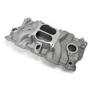 Find CHEVY SB HOLESHOT +PLUS 1957-95 MANIFOLD SATIN Idle - 5500 RPM motorcycle in Mount Sterling, Ohio, US, for US $150.00